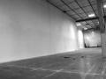 Blue Apron Warehouse Spray Foam Insulation - 1