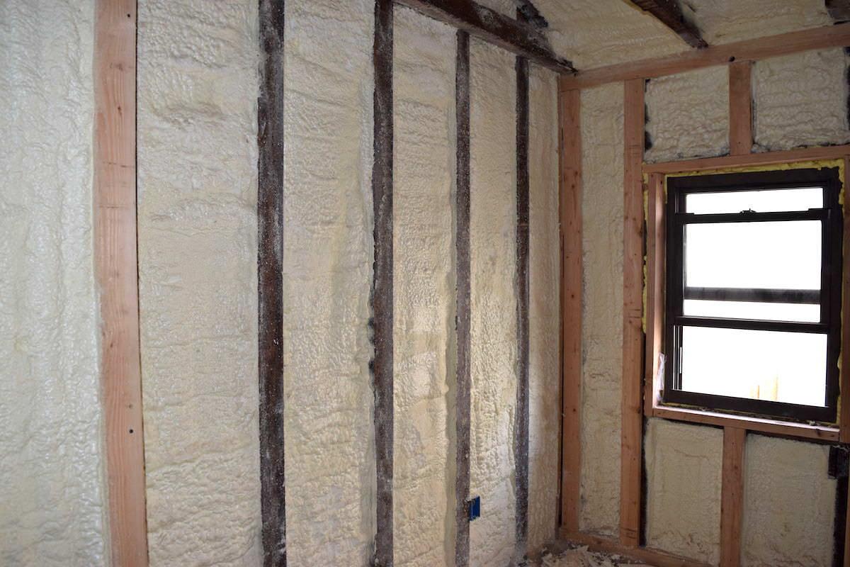 Affordable Energy Efficient Homes Agl Spray Foam