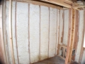 Eagleville Spray Foam - Walls
