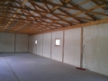 Mullical Hill Barn Insulation - After 1