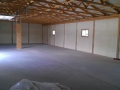 Mullical Hill Barn Insulation - After 2
