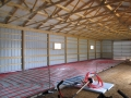 Mullical Hill Barn Insulation - After 3