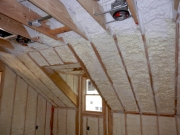 Attic Spray Foam