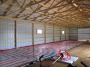 Mullica Hill Interior With Radiant Heat