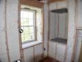Newtown Stone House Insulation - Walls
