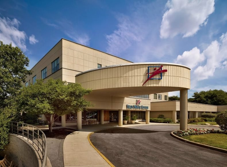 Bryn Mawr Rehab Hospital in Paoli was insulated by AGL Spray Foam.