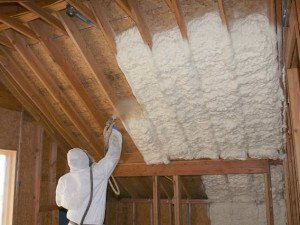 Spray Foam Insulation in Princeton