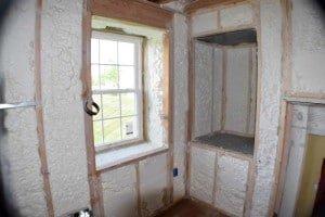 Stone House Insulation - Newtown