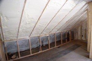 Eagleville Spray Foam Insulation - Attic