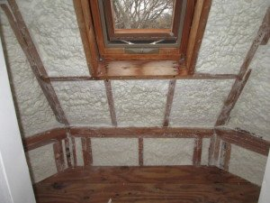 Spray Foam Insulation in Langhorne