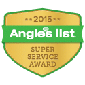 AGL Spray Foam is an Angie's List Super Service Award Winner for 2015