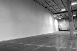 Warehouse Spray Foam Insulation - Blue Apron